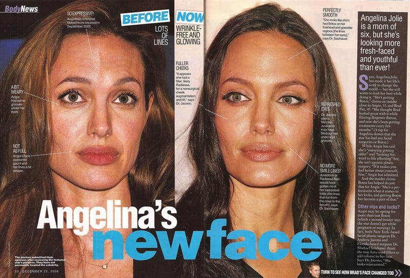 This Week In Taboids: Angelina Gets Twins (Again), Michael Jackson Is Dying