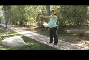 24's Chloe Soon to Be Gun-Toting Momma