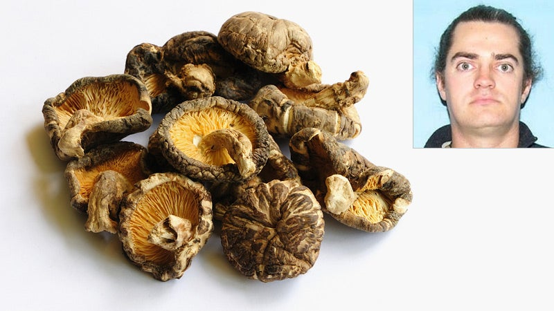 Did South Carolina Cops Really Arrest a Guy for Trafficking in Shiitake Mushrooms?