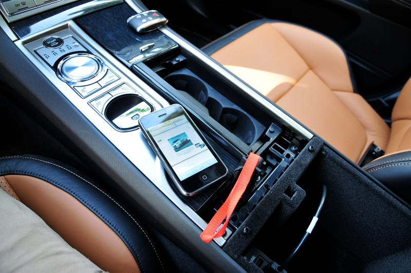 How To Tow A Jaguar Equipped With An Electronic Shift Lever