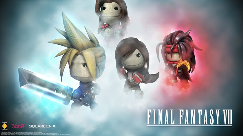 Where Final Fantasy VII and LittleBigPlanet Meet