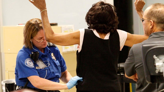 Two More Elderly Women Say TSA Strip Searched Them