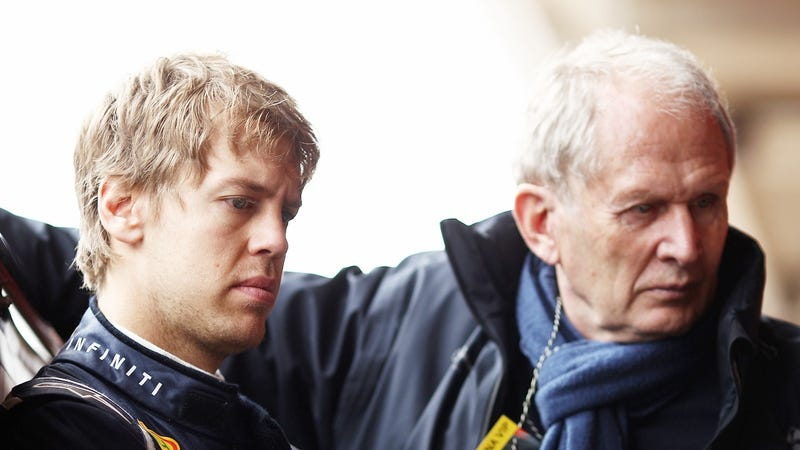 The Terrific Exploits of Helmut Marko, Red Bull's One-Eyed Kingmaker