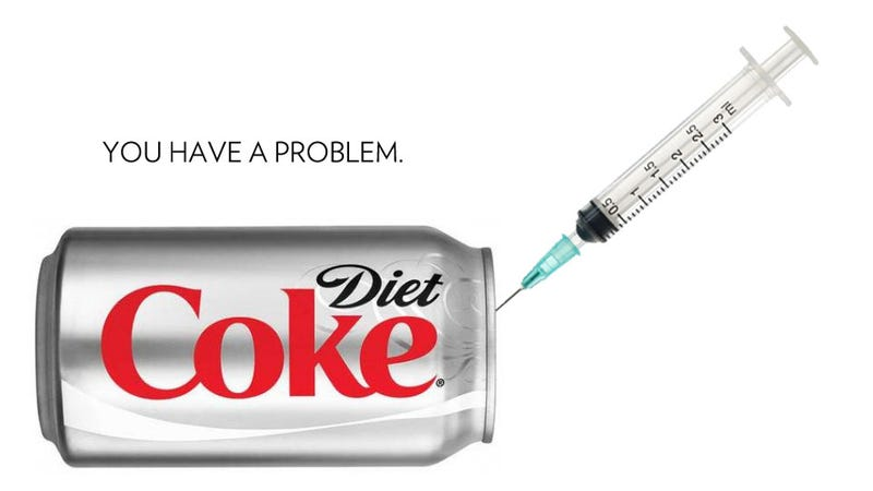 How Diet Coke Became the World's Liquid Crack of Choice