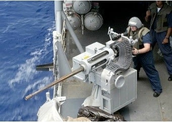 Navy Wants Laser Death Rays to Fight Somali Pirates. WTF?