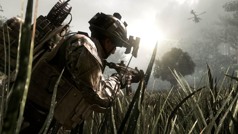 See the New Call of Duty's Multiplayer for the First Time Right Here