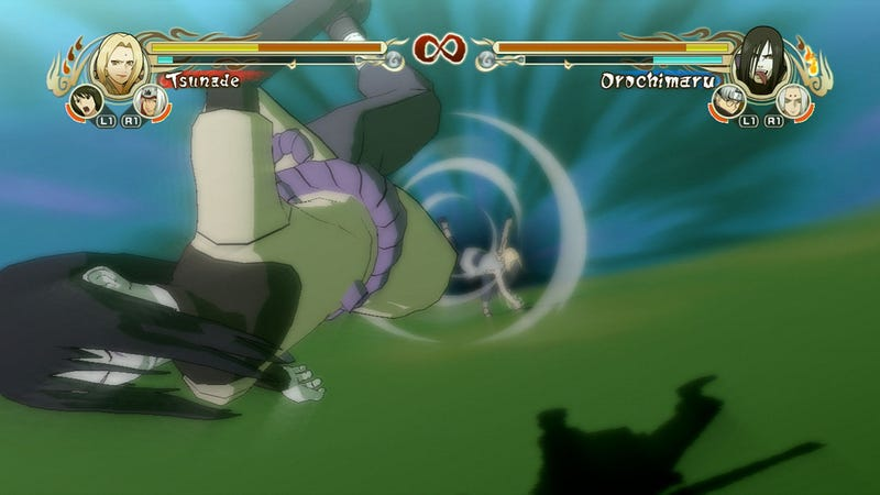 Naruto: Ultimate Ninja Storm Screens Appear Out Of *Nowhere*
