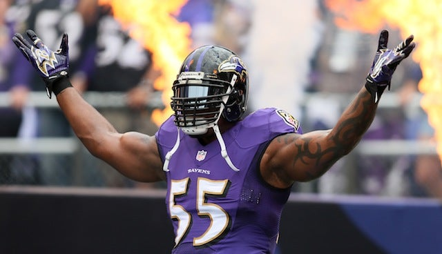 Terrell Suggs Says Roger Goodell Caused The Super Bowl Blackout