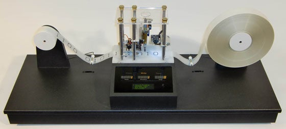 A DIY Turing Machine