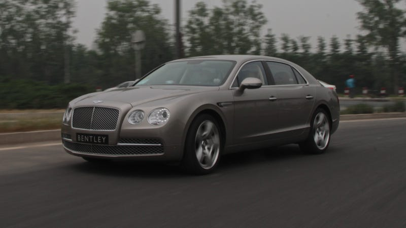 2014 Bentley Flying Spur: The Jalopnik Review