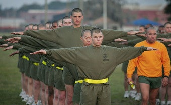 Potential Soldiers Are Too Fat To Serve