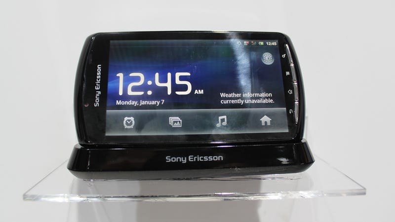 Sony Ericsson Xperia Play Gallery