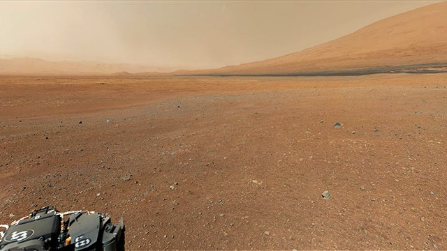 The Best Mars Panorama Yet Feels Just Like Being There