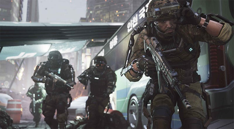 Watch The Advanced Warfare Multiplayer Reveal Live, Right Here