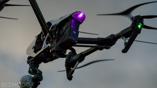 DJI Inspire 1: A Badass Drone That Shoots Lovely 4K Video From Above