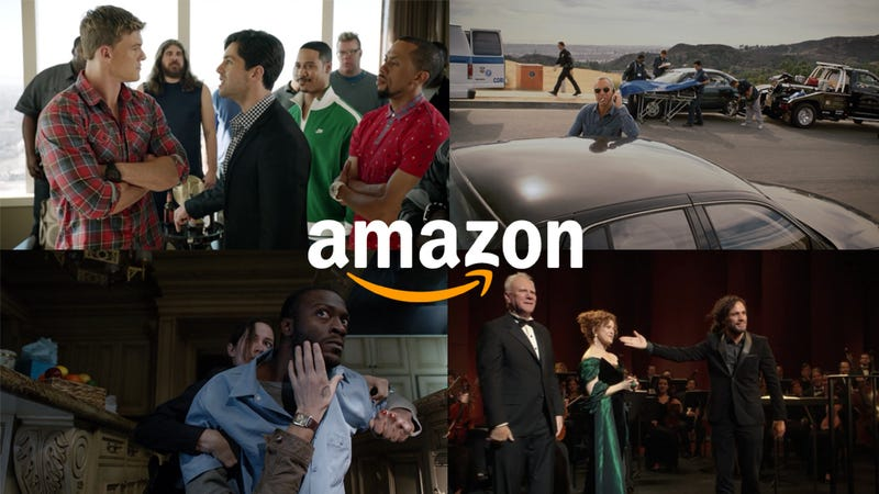 A Quick Guide to Amazon's Latest Streaming Video Pilots