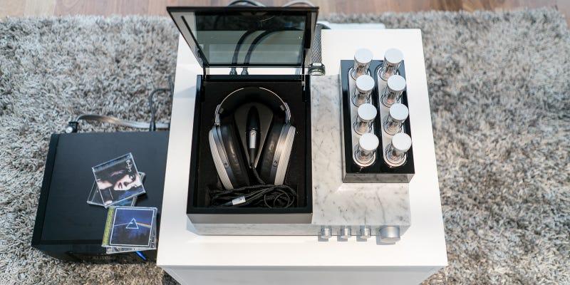 I Listened to Sennheiser's Absurd $55,000 Orpheus Headphones