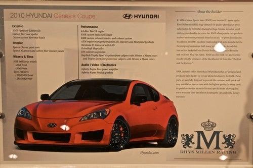 Rhys Millen Racing Hyundai Genesis RMR460 Gallery