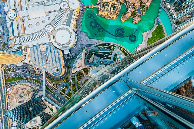 What You Can See From the Tallest Observation Decks On Earth