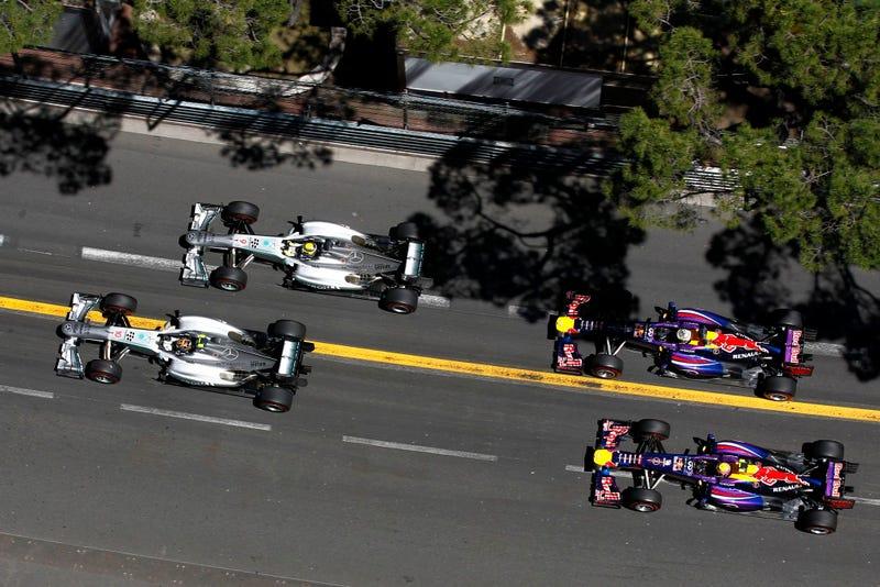 Formula One Needs More Properly Latin Drivers
