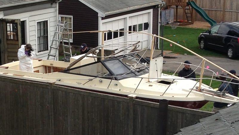 Boston Boat Owner Describes Terror of Discovering Dzhokhar Tsarnaev