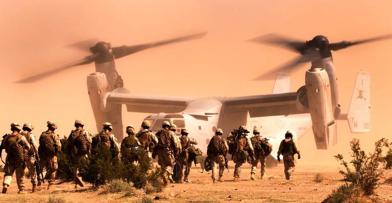 The Ten Greatest Marine Corps Vehicles