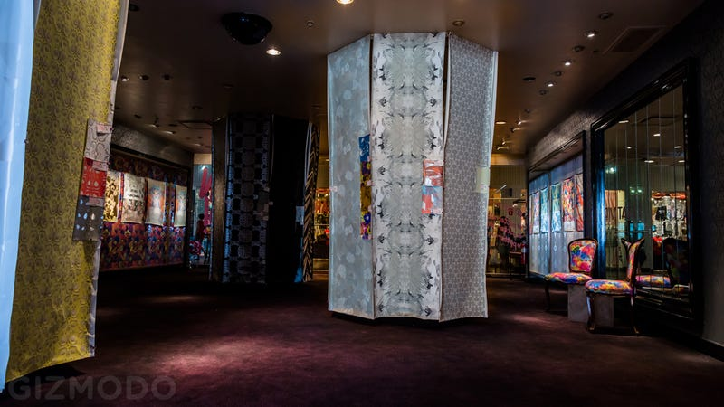Designers Turn an Abandoned Victoria's Secret Into a Temporary Workshop