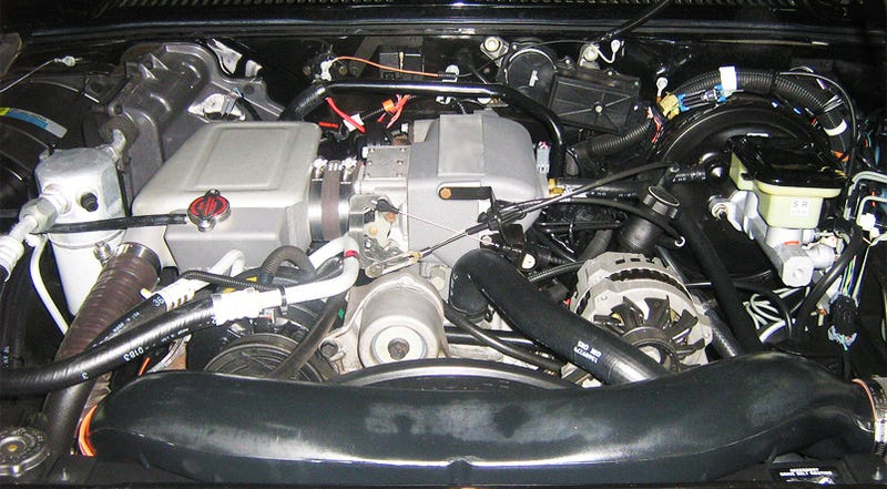What's This Engine Bay?