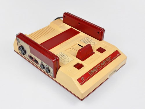 A Famicom Dissected