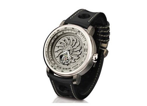 Osama Bin Laden's Brother Invents Must-Have Tourbillion Watch For Pilots