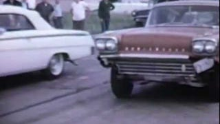 This Is What Street Racing In Detroit Looked Like In The '60s