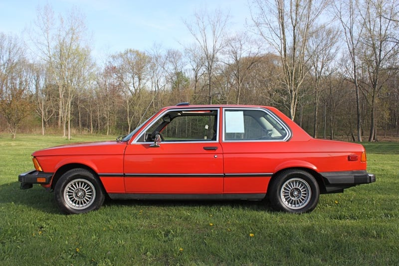 For $7,495, do nice E21s finish last?