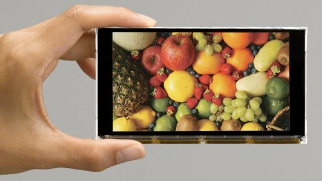 1080p Mobile Screen Slaps Retina Display in the Mouth
