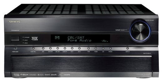 Onkyo TX-NR905 Super Receiver: Same Reon-HQV Scaler as Top Blu-ray Machines