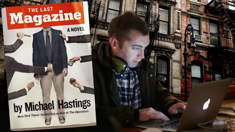 A Guide to IDing the Real People Disguised in Michael Hastings' Novel