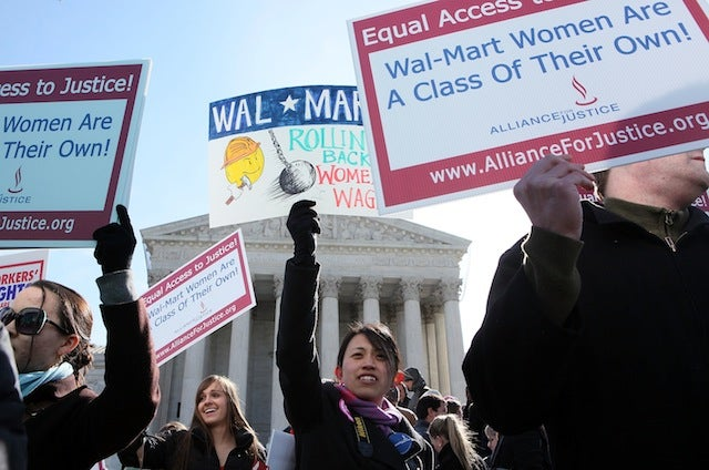 Wal-Mart Women's Fight Is Far From Over