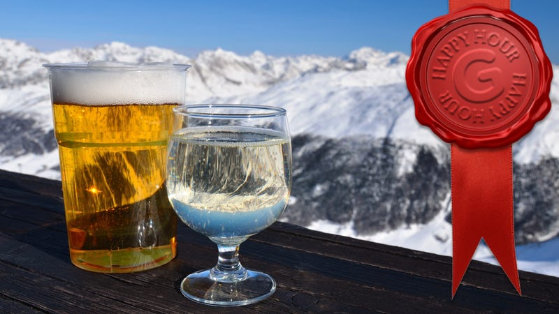 Do You Really Get Drunker at High Altitude?