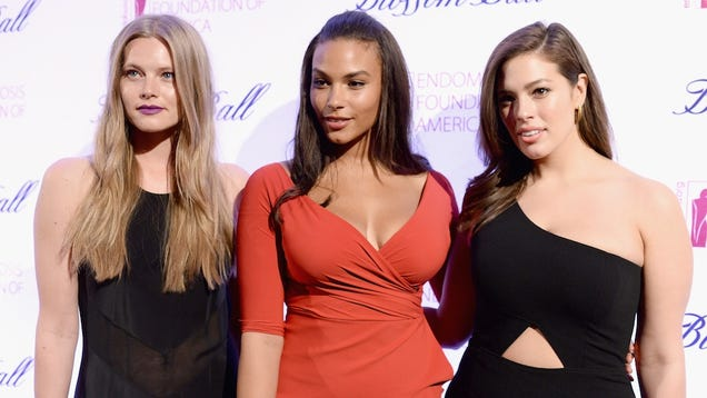 Plus-Size Models Say They're Making Progress
