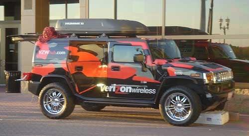 Verizon's FiOS Tech Vans Going Hybrid
