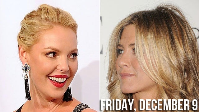 Katherine Heigl Can't Handle Jennifer Aniston's Crazy Body Obsession
