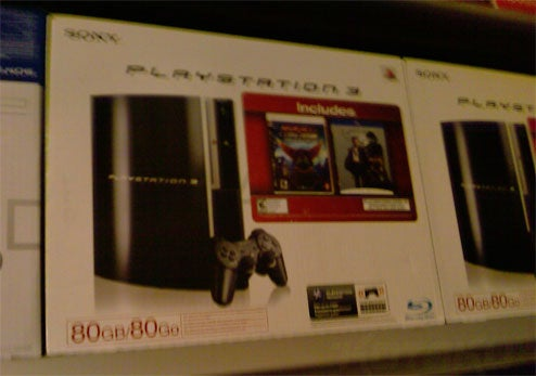 New PS3 Holiday Bundle Includes Ratchet, Bond
