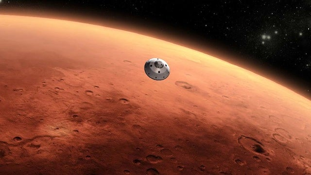 Manned Mars mission plans include a radiation shield made of poop