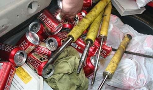 How Many Tecates Did Team Porcubimmer Swill? Closest Guess Wins A Team T-Shirt!