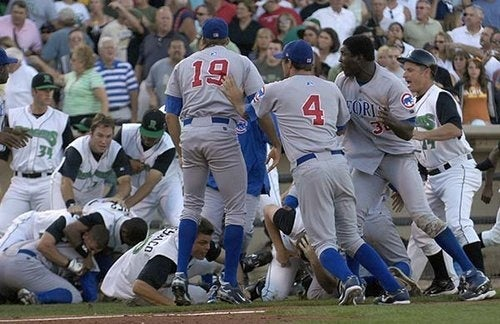 Minor Leaguer Convicted Of Assault After Basebrawl Gone Wrong