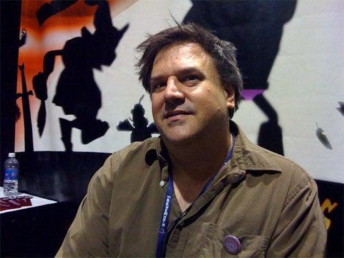 Ron Gilbert On DeathSpank: Why Play Two Games?