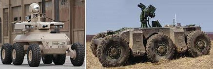 Army's Autonomous Fighting Bots Bound to Roll All Over You