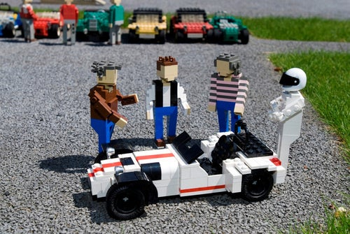 Top Gear Approves Of The Lego Caterham R500