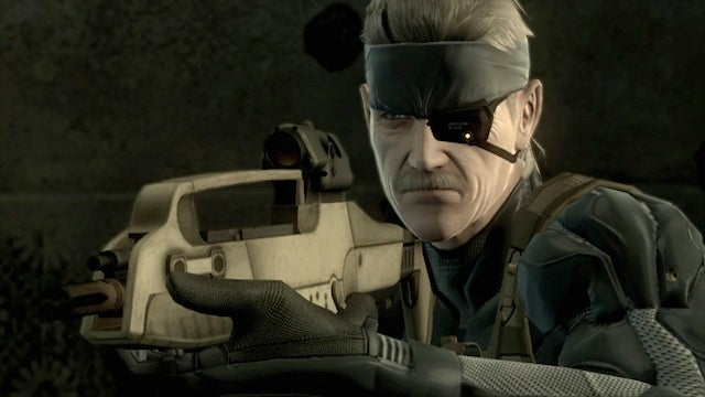 Snake? Snaaaake?!: Is Hideo Kojima Helming Metal Gear Solid 5?