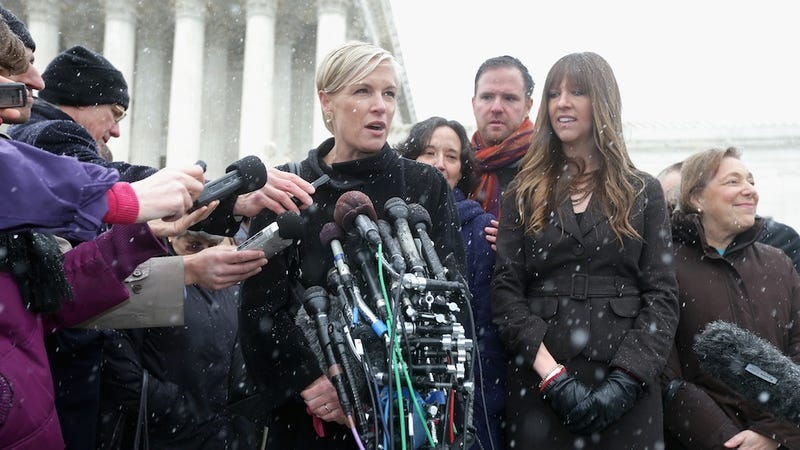 Supreme Court Prepares to Fuck Up This Birth Control Thing