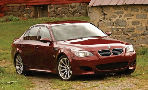 Alt-Dot SMG: BMW M5 to Get Six-Speed Manual Option for 2007